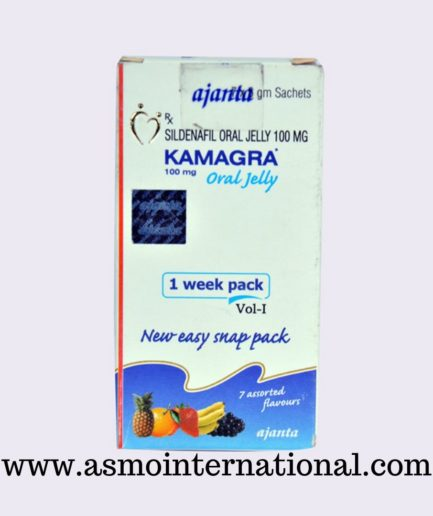 Kamagra Oral Jelly Erectile Dysfunction