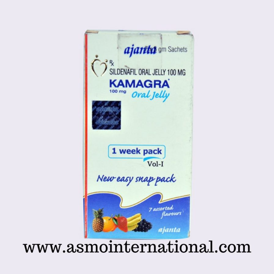 Kamagra Oral Jelly Erectile Dysfunction
