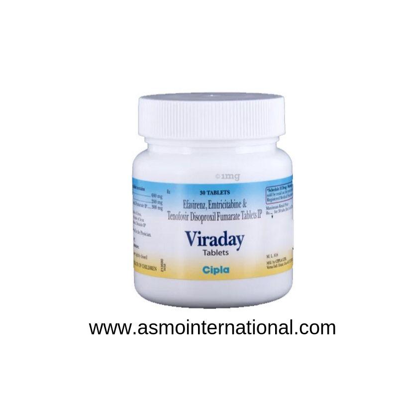 Viraday Medicine HIV
