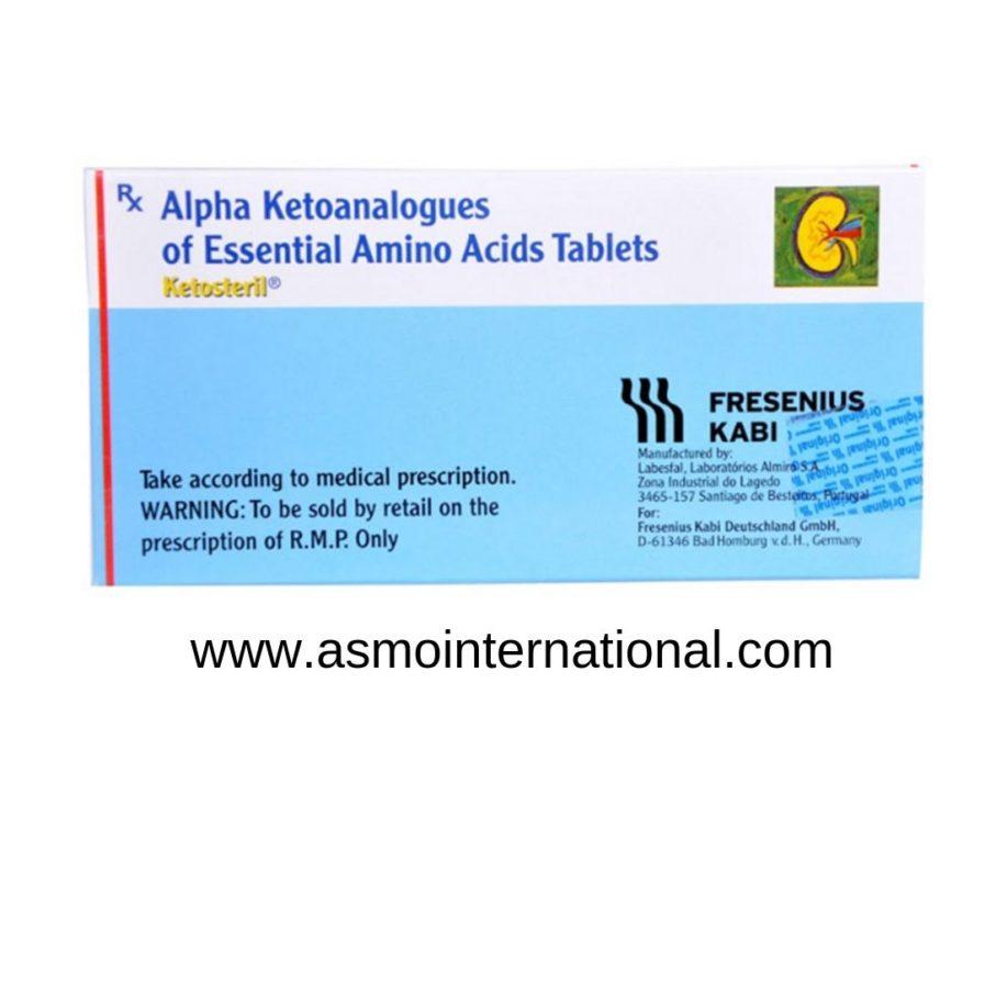 Ketosteril Tablets Kidney Disease