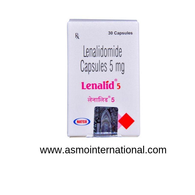 Lenalid 5mg Anti Cancer Medicines