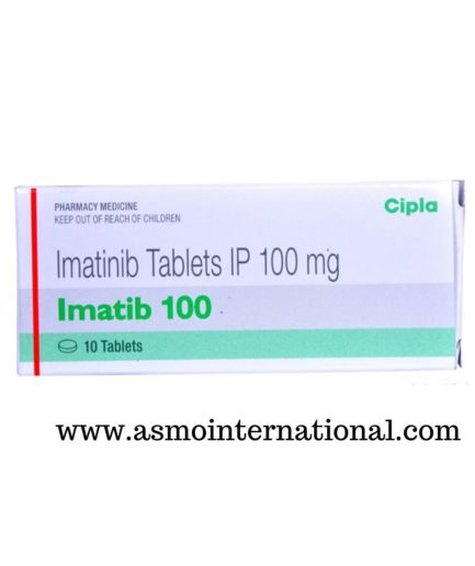 Imatinib Tablets IP 100 mg