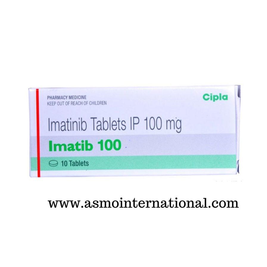 Imatinib Tablets IP 100 mg